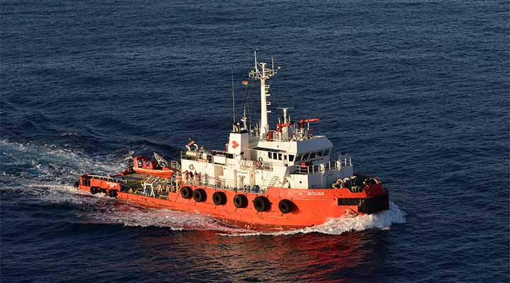 Powered Vessels - Comarco Group - Marine Contractors - Africa